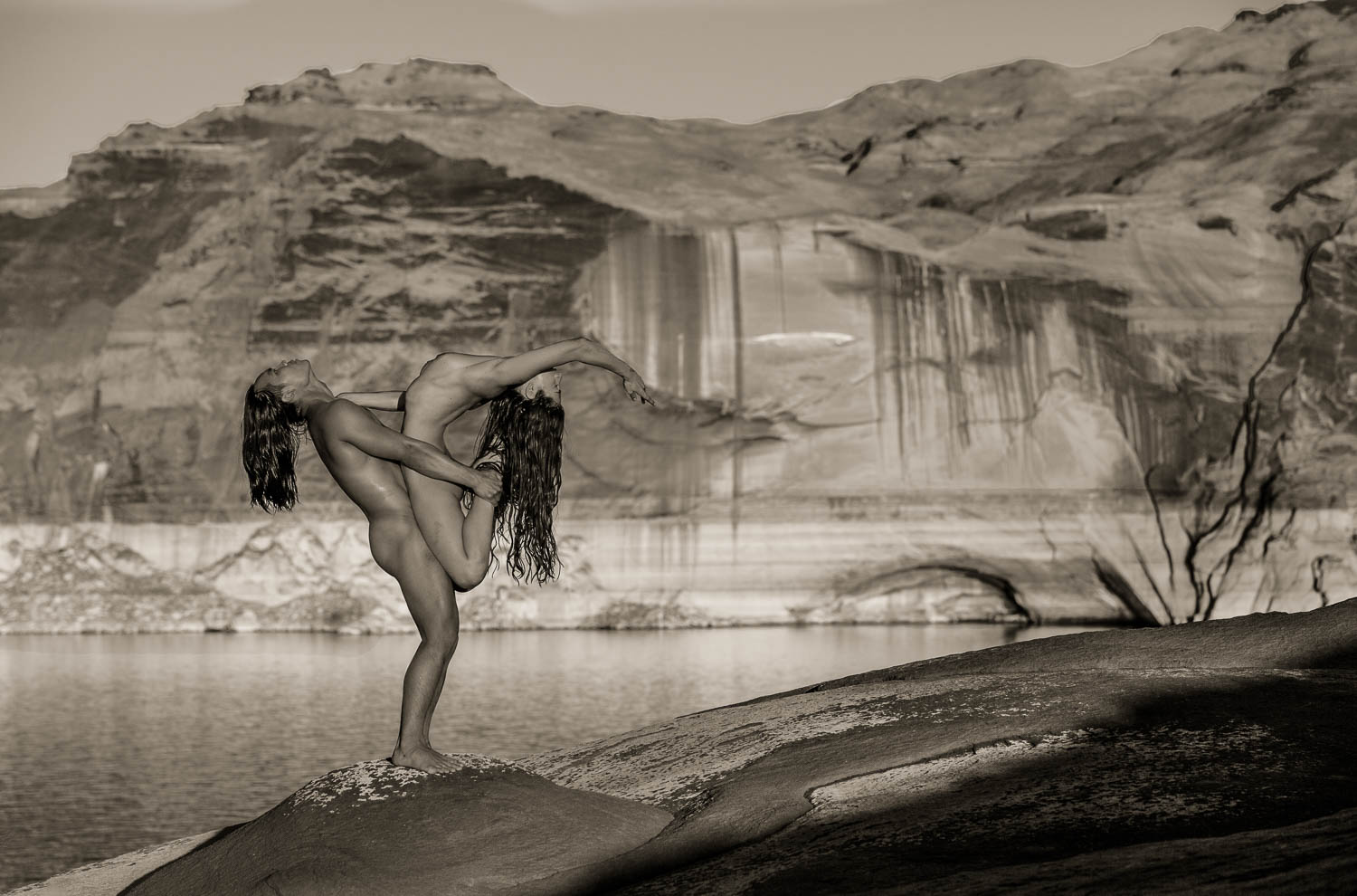 Regret, that Lake powell naked were visited
